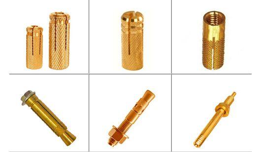 Brass Concrete Anchors Brassconcreteanchors Brasswedgeanchors Brasssleeveanchors Brassdropinanchors Brassexpansio Concrete Anchors Brass Door Brass Wood