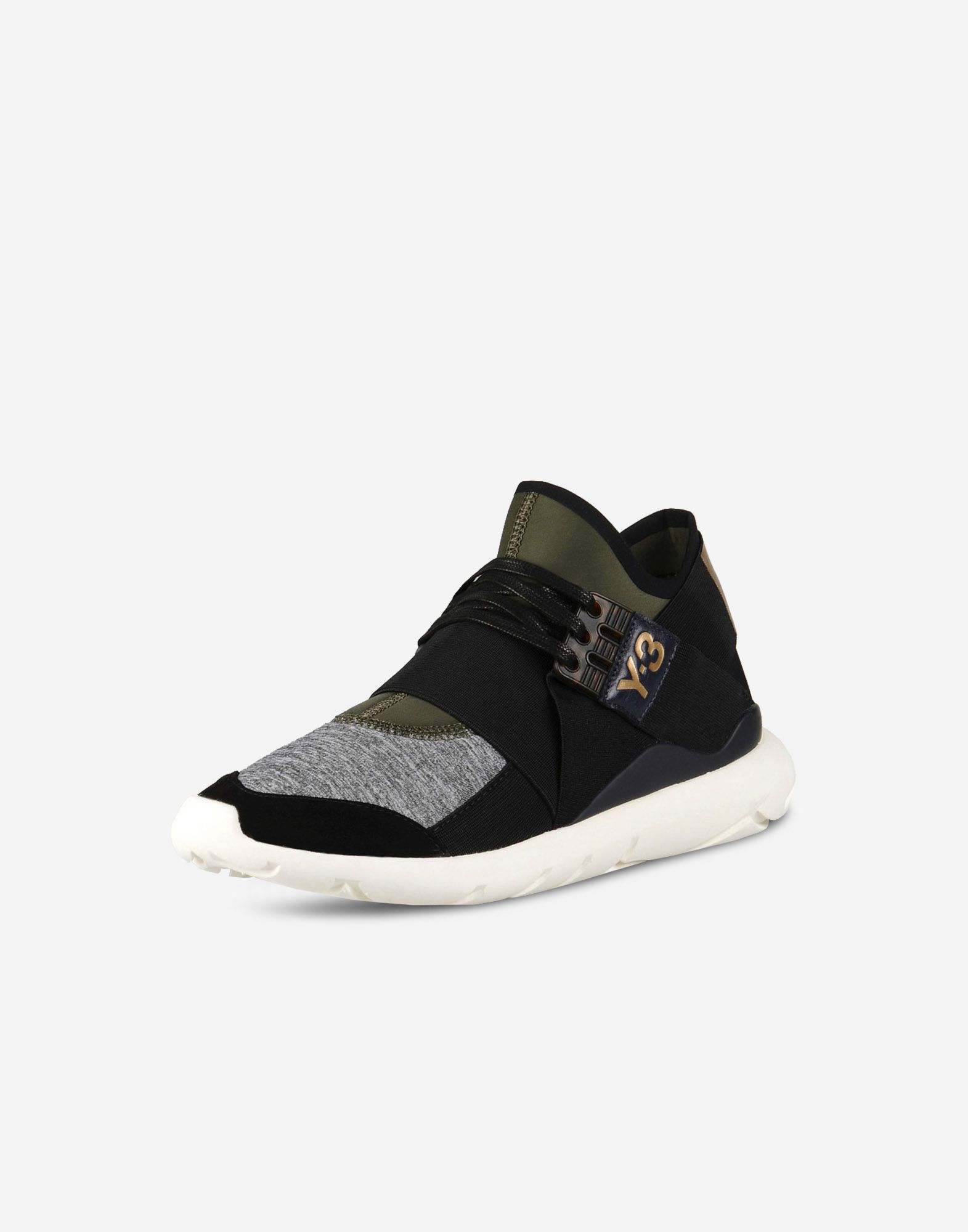 timeless design 63a9d c4aa8 Y-3 QASA ELLE LACE SHOES woman Y-3 adidas