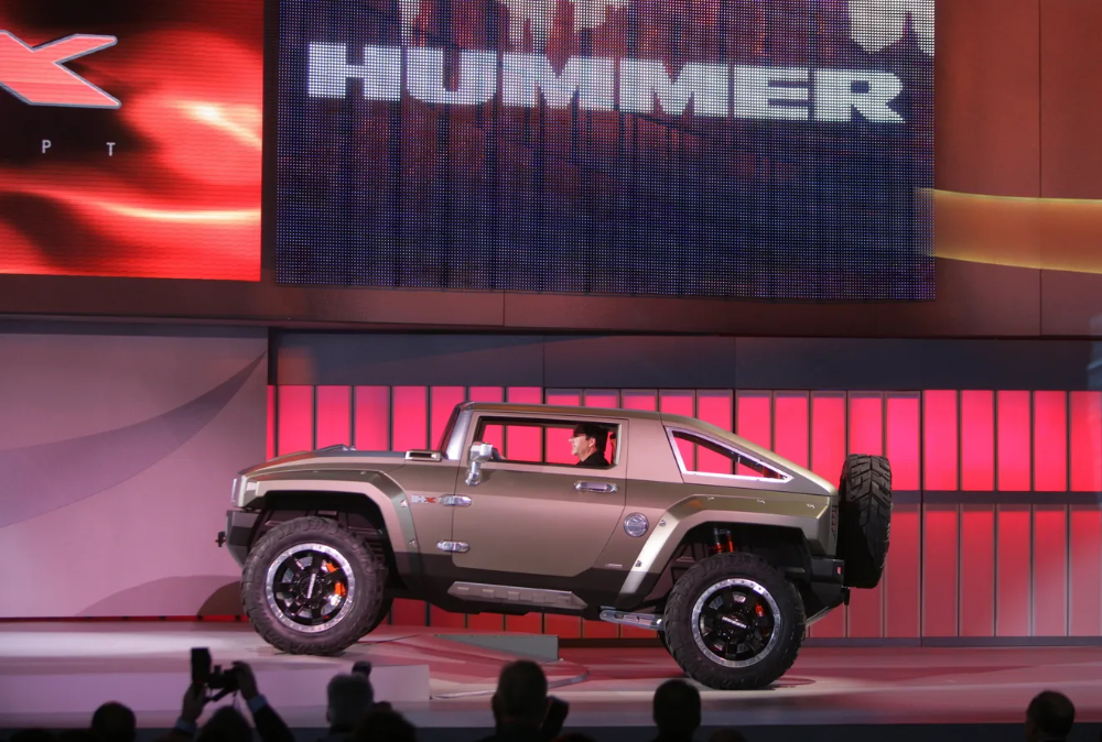 Gm To Revive Hummer Name But Not The Brand In A New Gmc Pickup