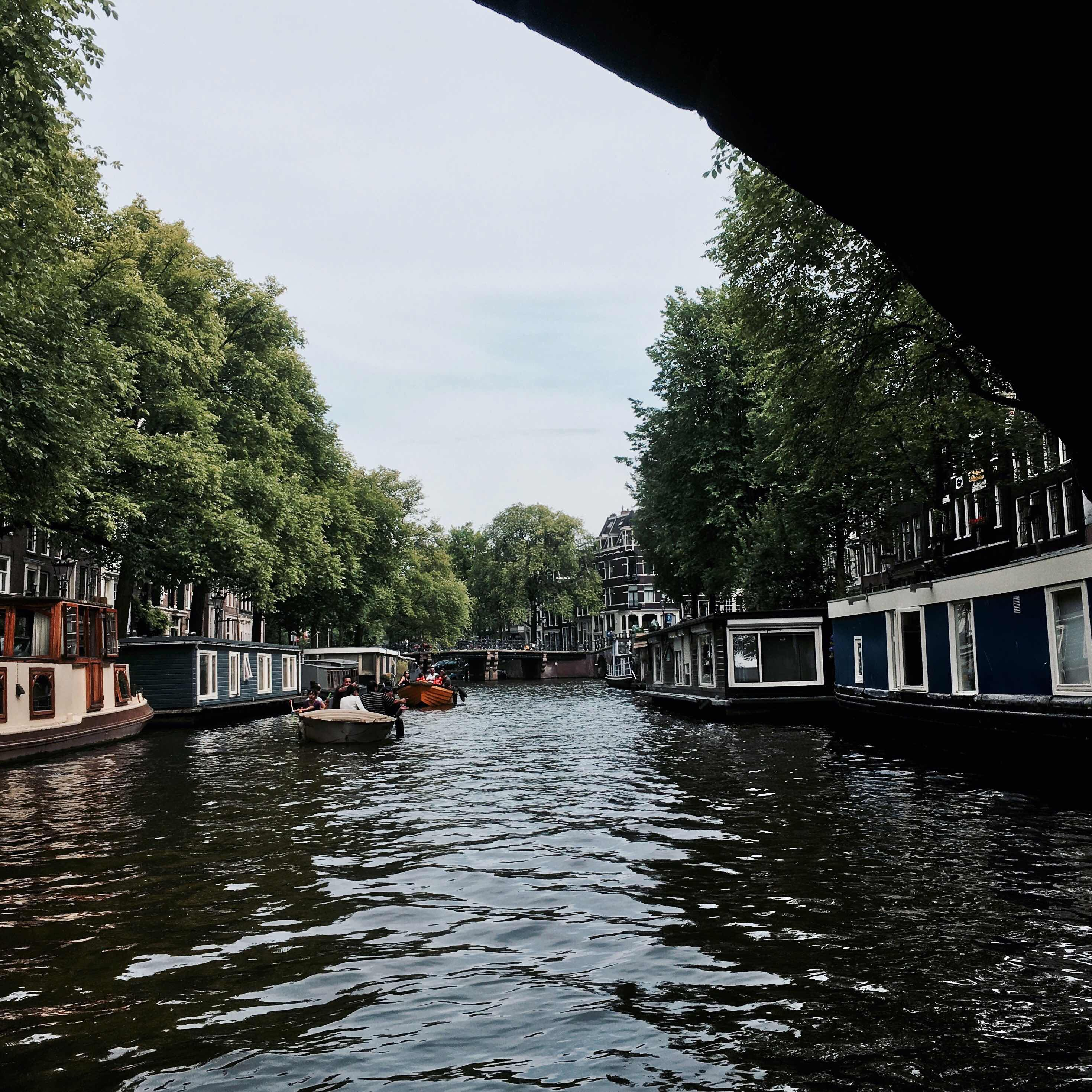 The beautiful city Amsterdam - Fashiable