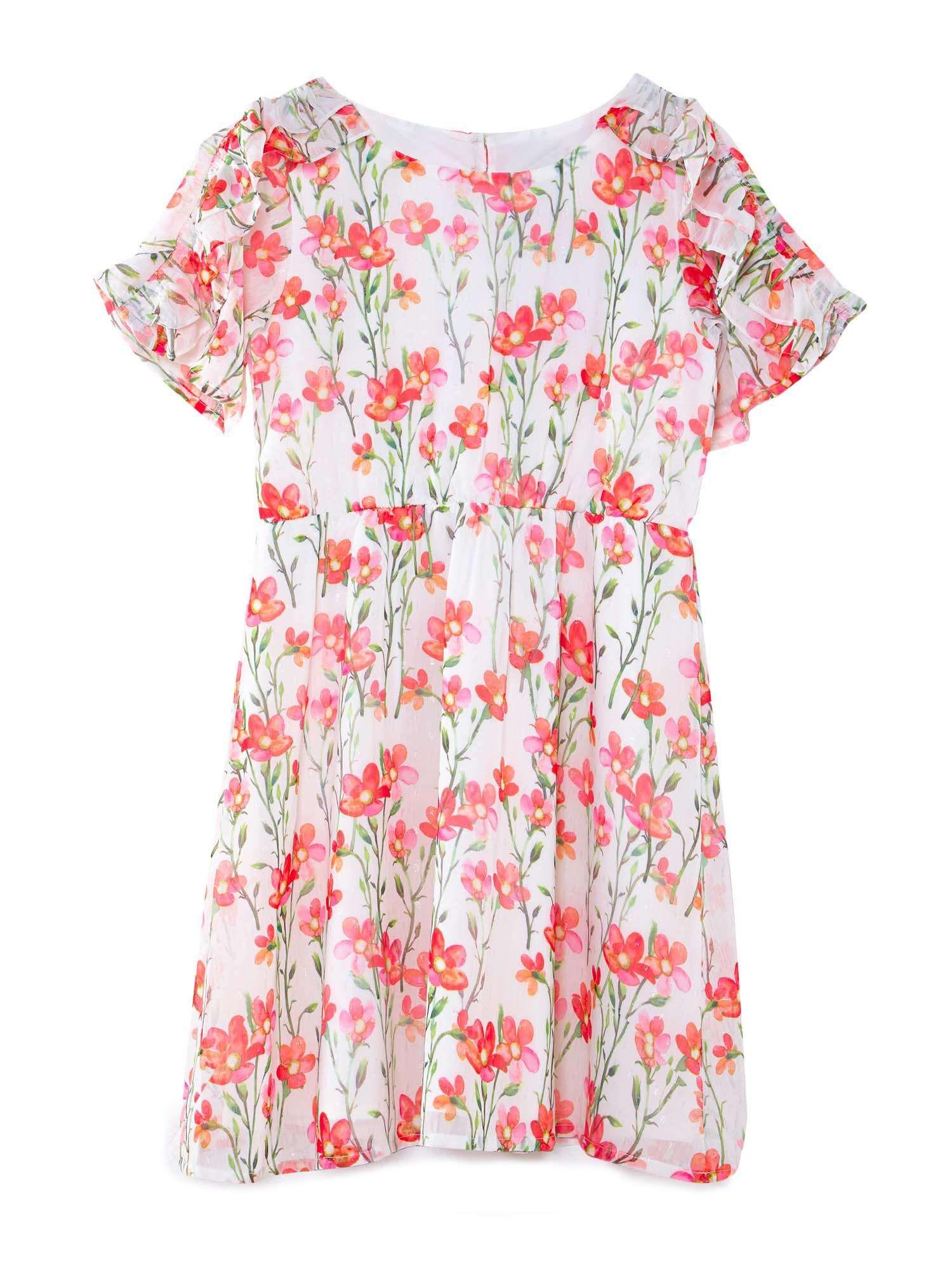 bfc5e21c Yumi Girls Girls Floral Kimono Dress - House of Fraser | aaradhya ...