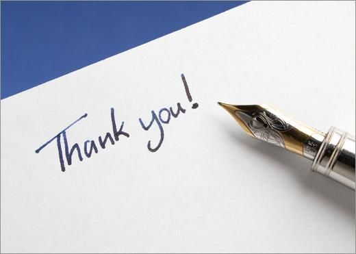 Ask A Recruiter How To Craft A Strategic ThankYou Letter