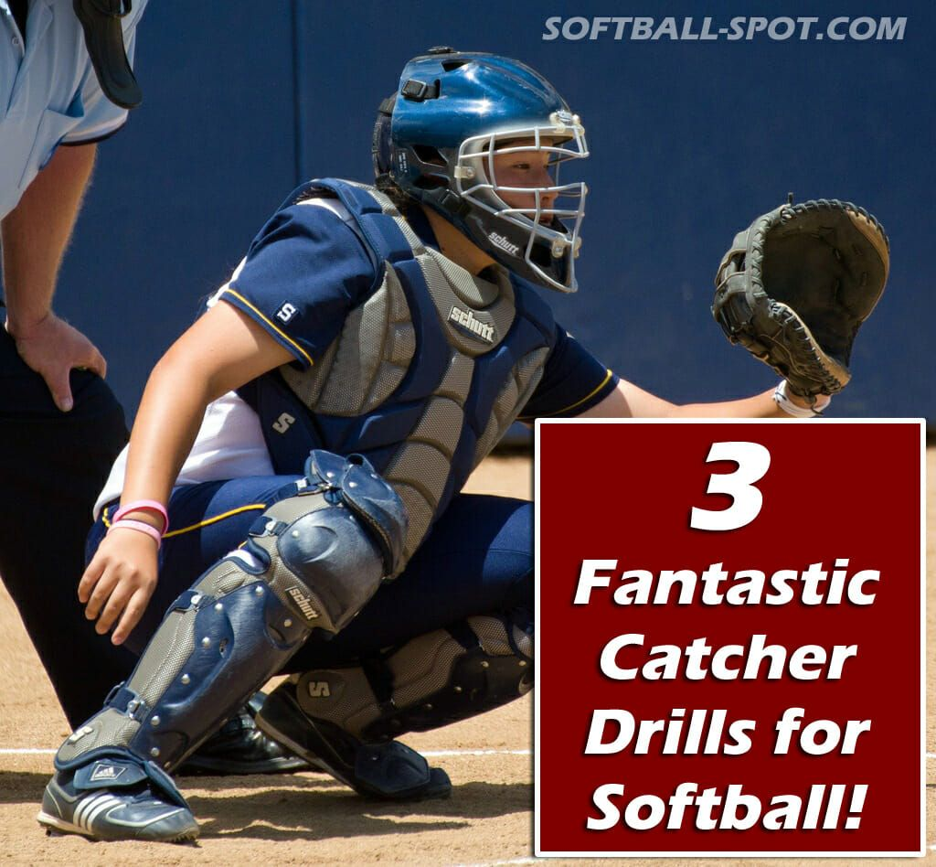3 fantastic catcher drills with video that will help your catcher ...