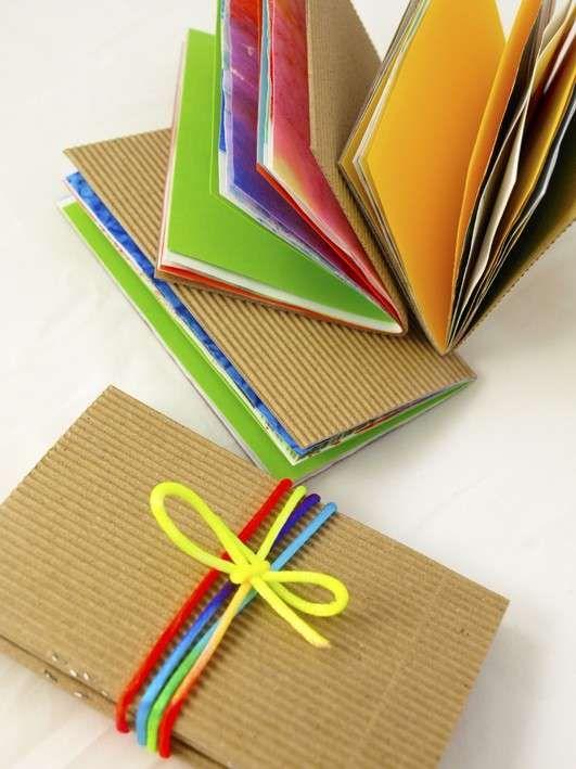 Libri Fai Da Te Per Bambini Libretti Di Cartoncino Kids