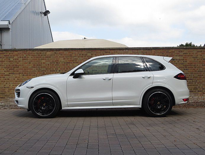 2013 63 Porsche Cayenne Gts For Sale White With Umber