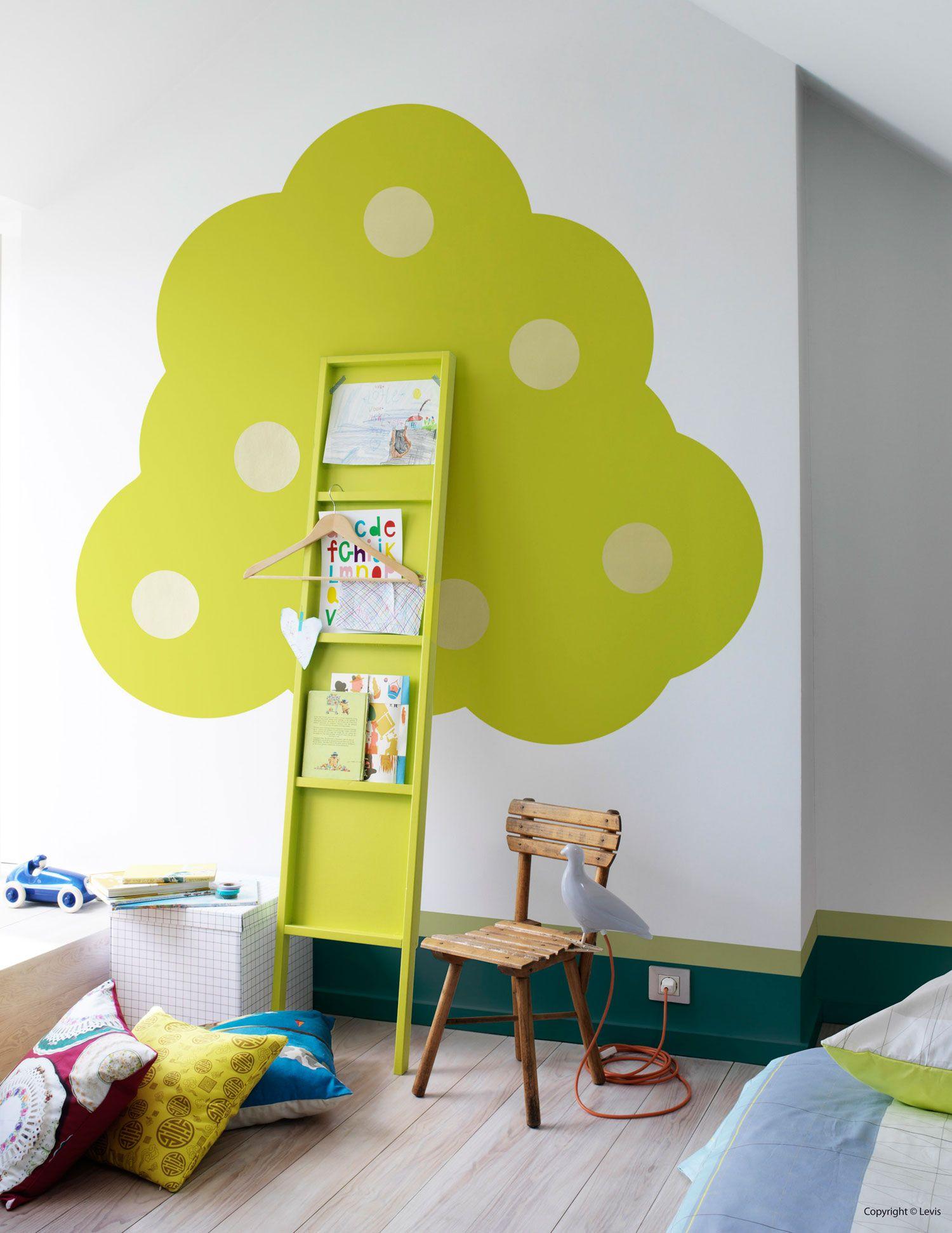 Wonderboom arbre magique gebruikte kleuren couleurs utilisée