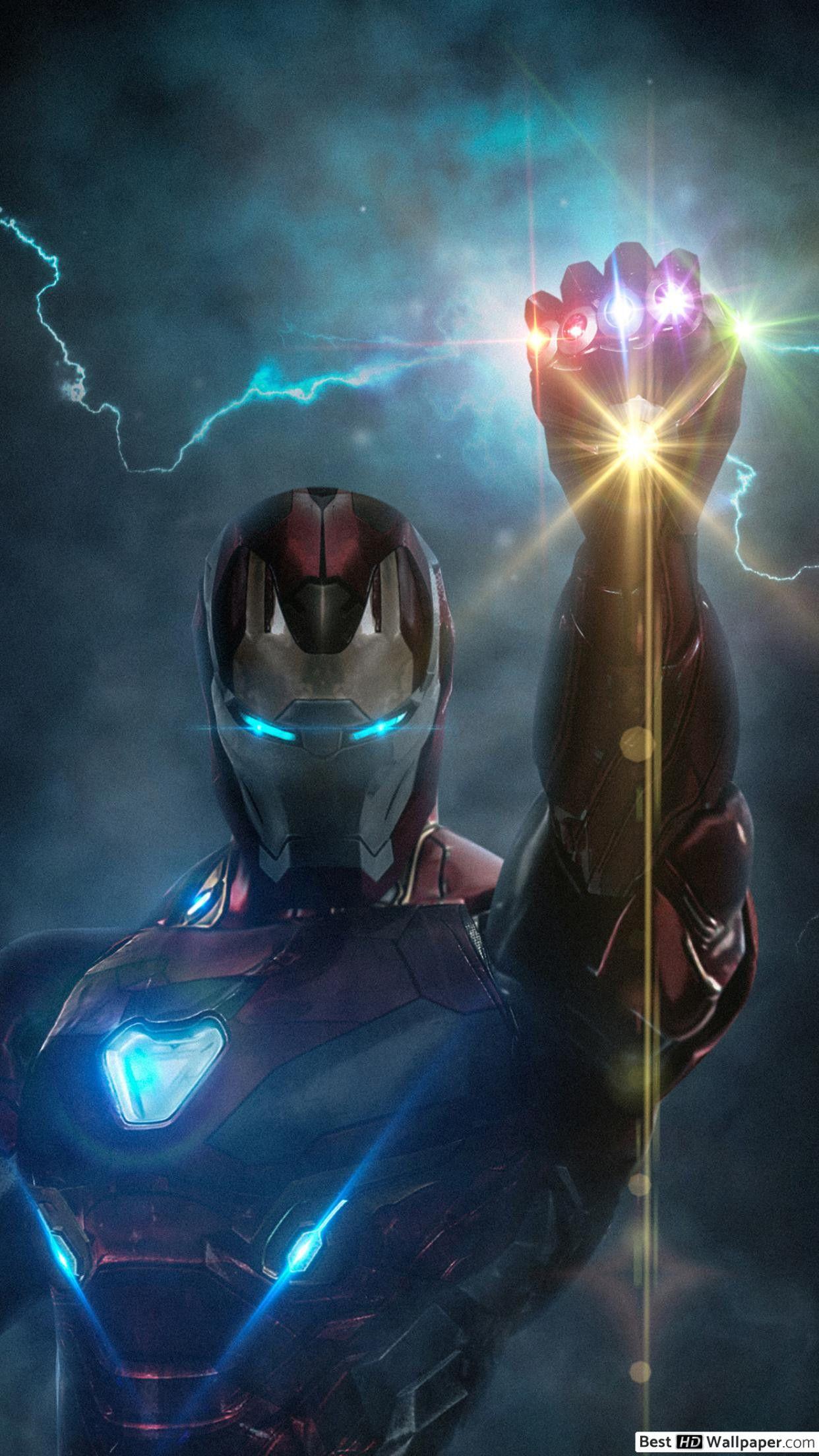 Avengers Endgame Wallpaper New Avengers Endgame Ironman Mit