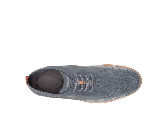 Expert Chukka Knit Dark Grey Multi Knit With Images Knit Shoes Chukka Chukka Boots