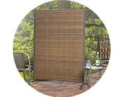 Outdoor Privacy Screens And Patio Partitions