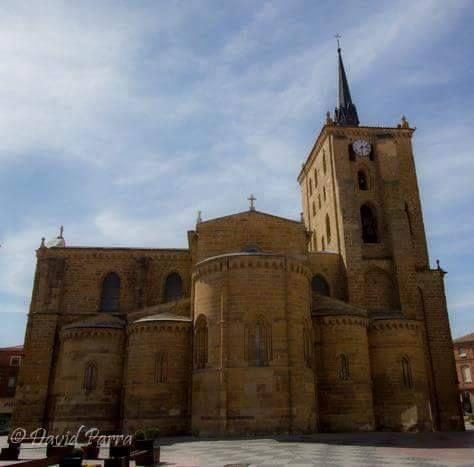 Benavente , iglesia de Santa María