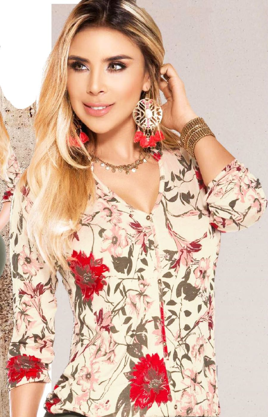 78826f327adb Blusas y jeans 100% hecho Colombia #moda #blusas #fashion #style ...