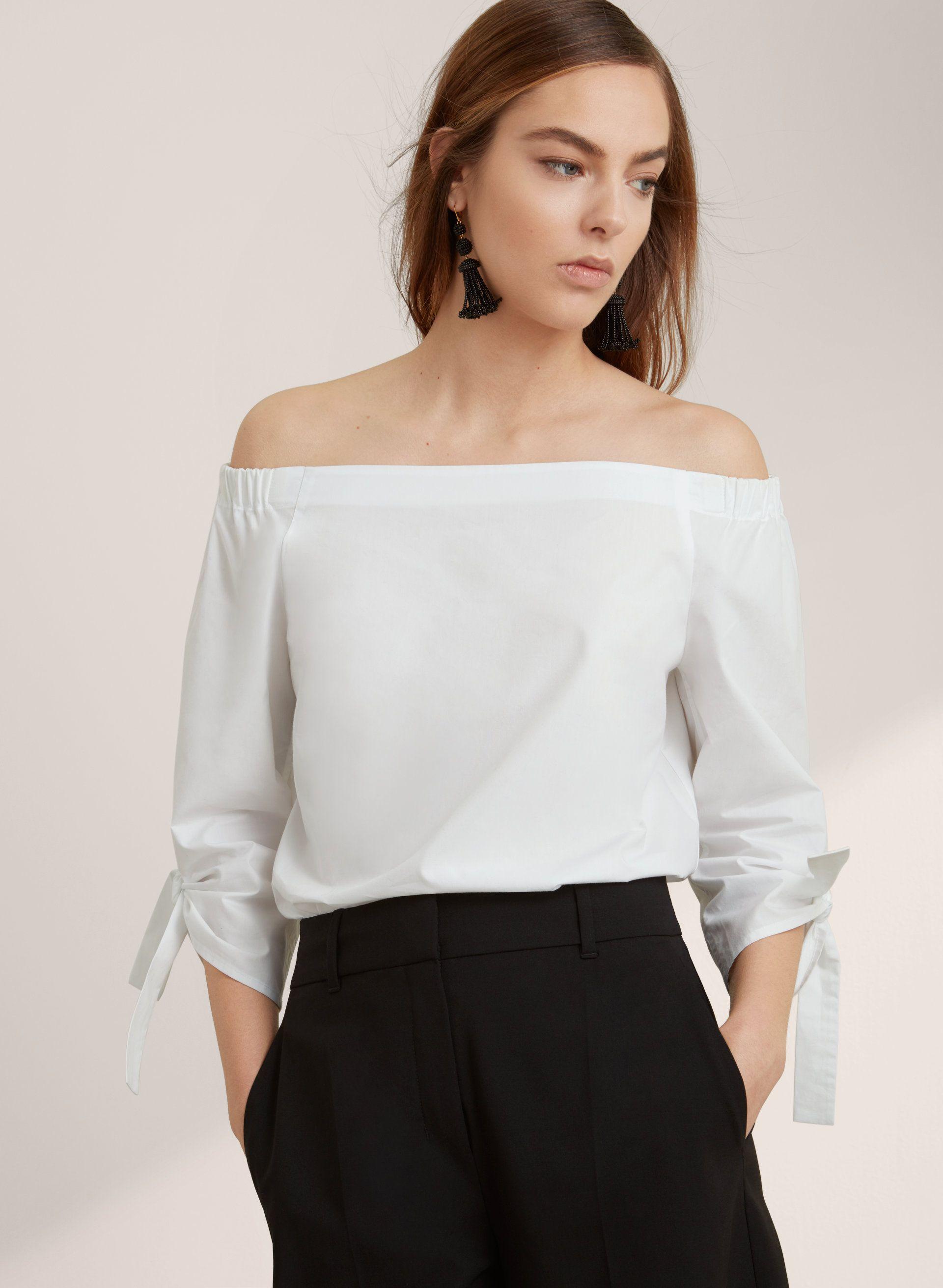 5848c8e157bf65 Malik blouse | Style | Tops, Blouse, Fashion