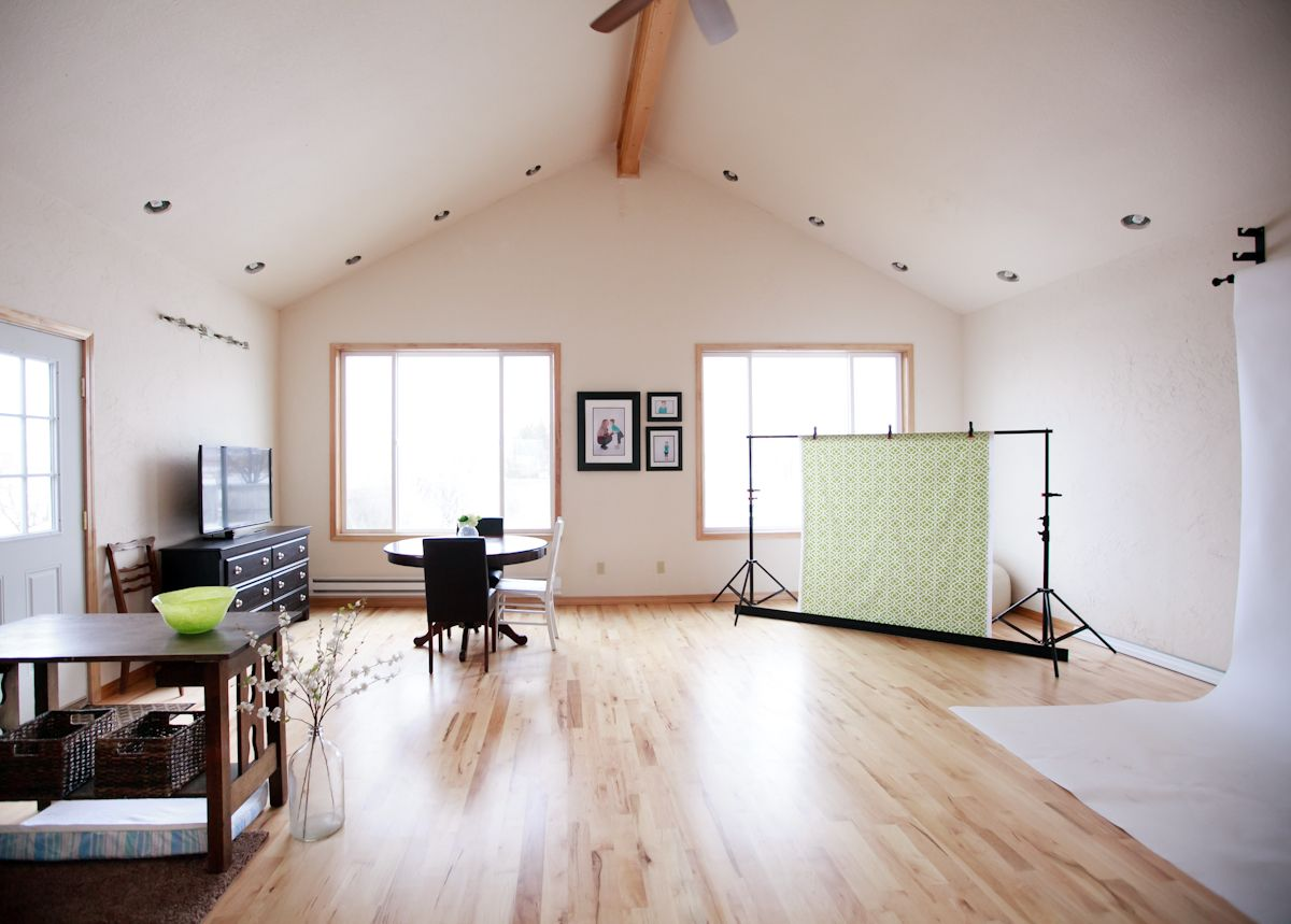 How to Create a Home-Based Photography Studio: Part One ...