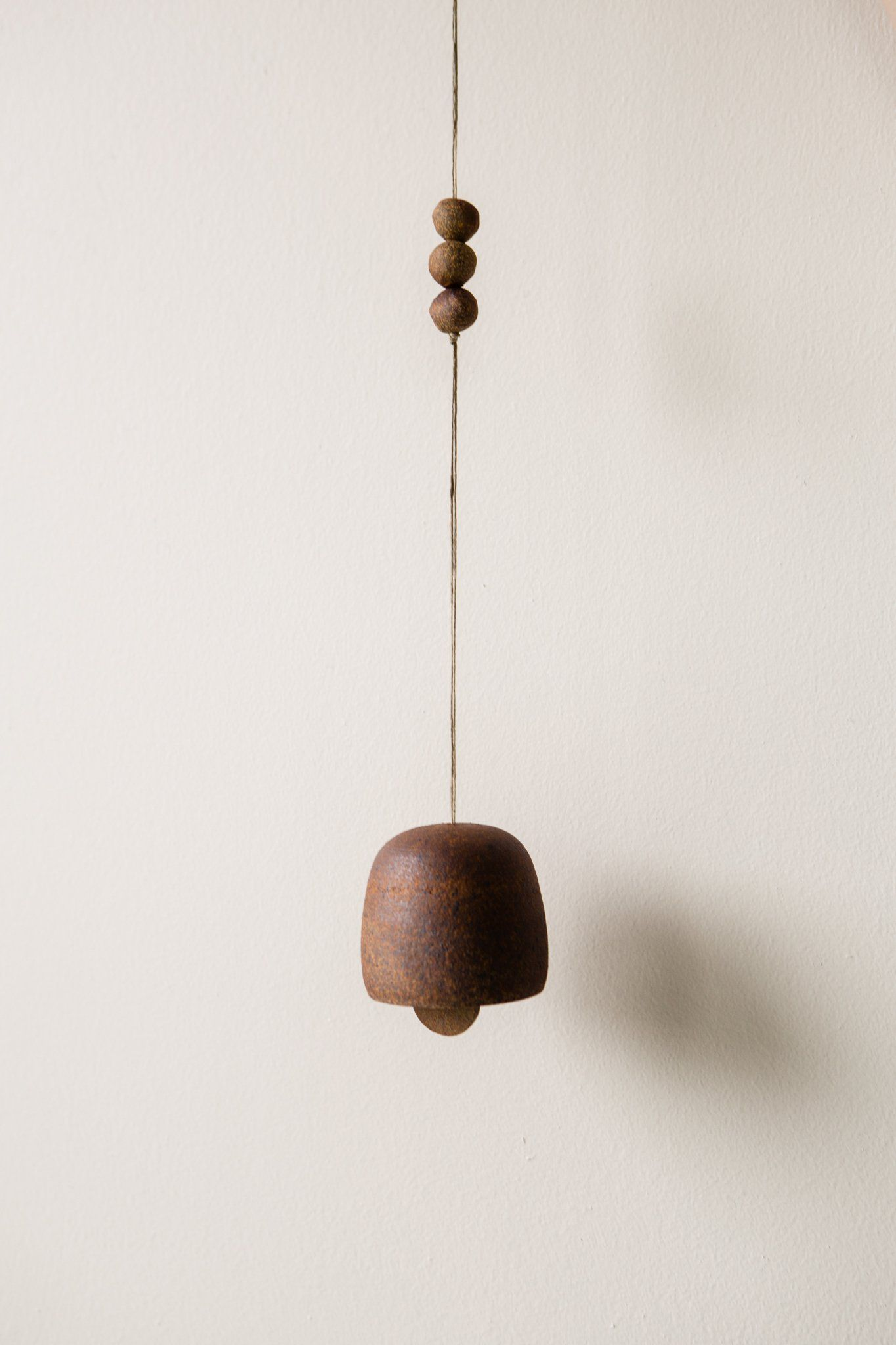 Hanging ceramic bell goodwin ceramic bell ceramics