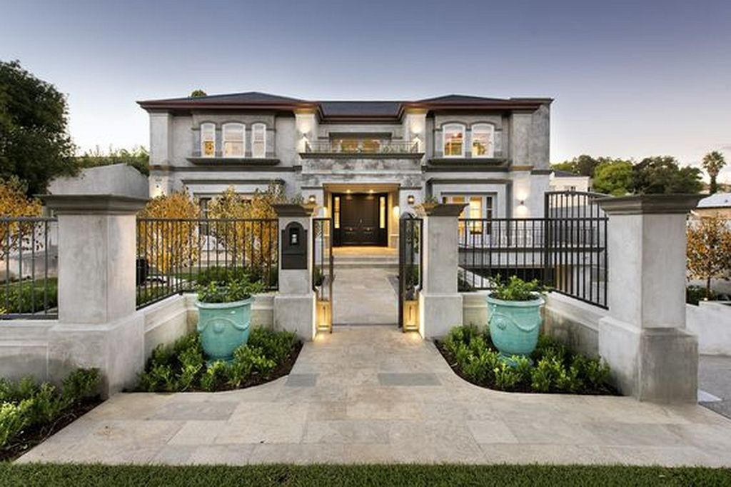 30 Luxurious Canada House Exterior Design Most Popular Trend Currently Luxury Homes Dream Houses House Exterior House Designs Exterior