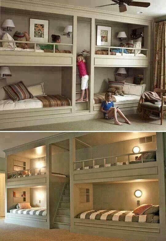 Pin On For Kids Bedroom ideas for quadruplets