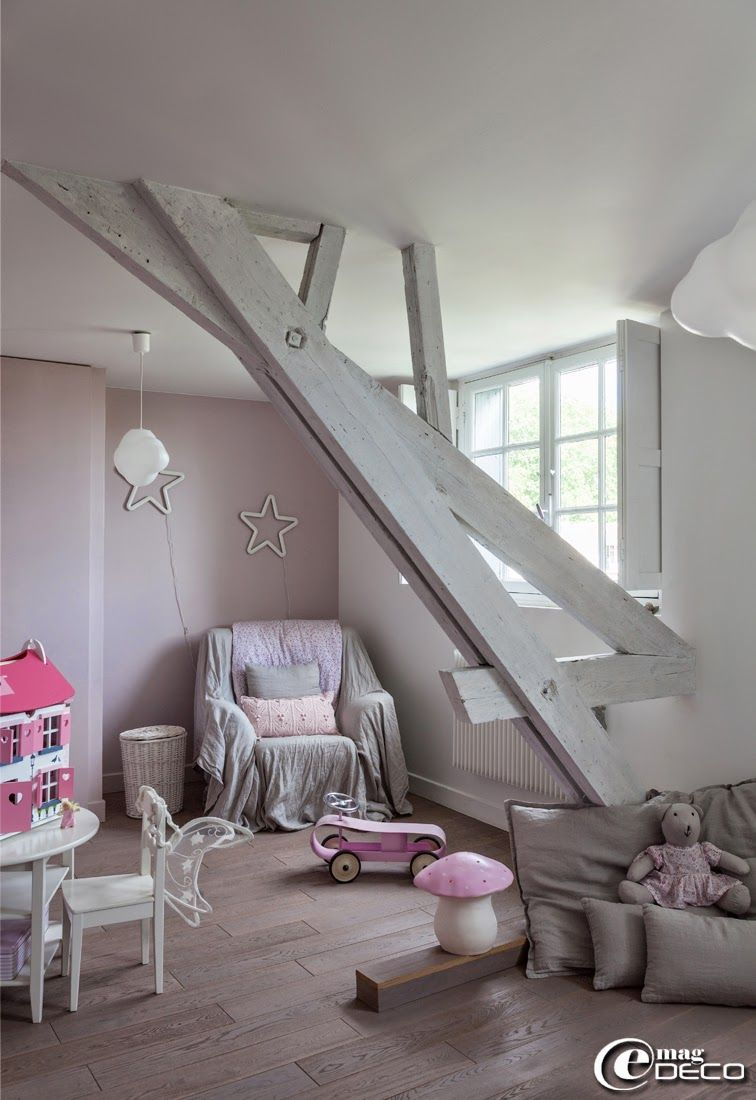 e magdeco magazine de d coration la charmille little girls pinterest d corations. Black Bedroom Furniture Sets. Home Design Ideas