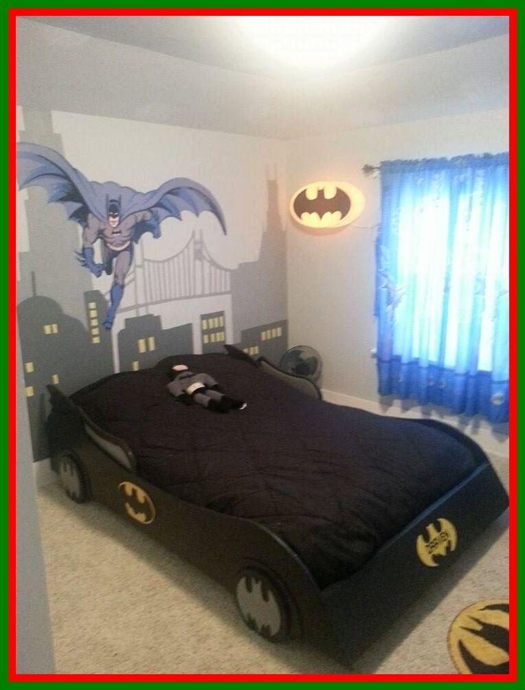 57 Reference Of Kids Bed Batman In 2020 Kid Beds Batman Room Batman Bedroom