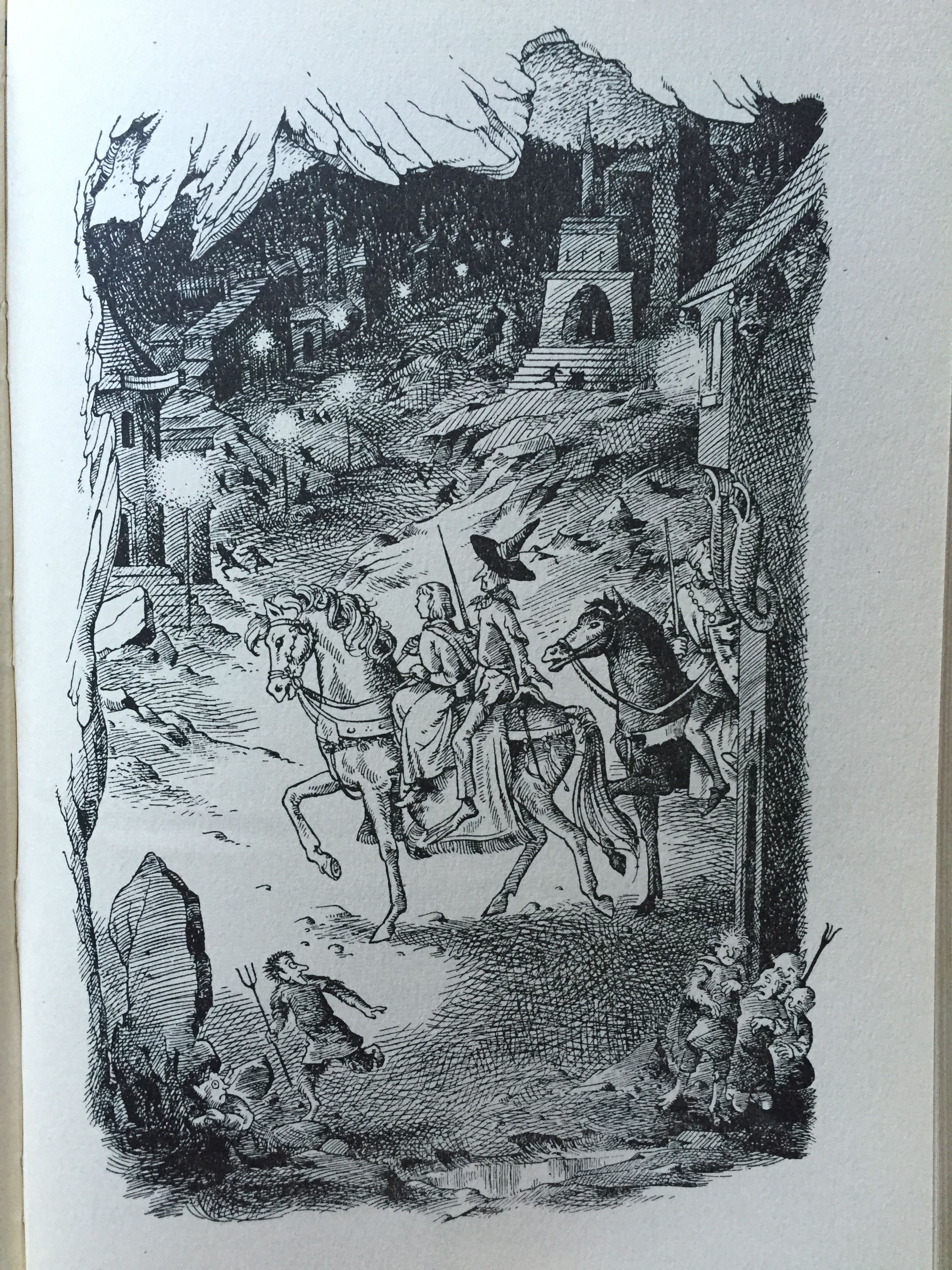 e of Pauline Baynes illustrations for C S Lewis The Silver