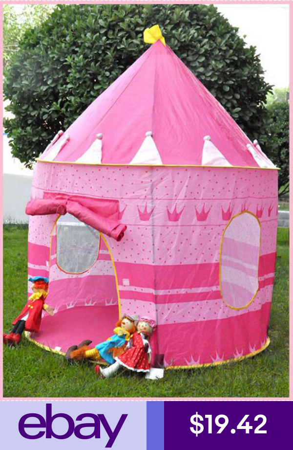 Play Tents & Tunnels Toys & Hobbies | Kids tents, Pop up