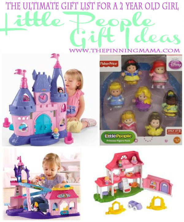 Toys For 0 2 Years : Little people gift ideas are perfect for a year old