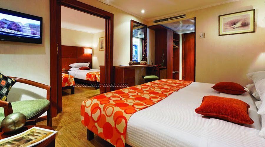 Ms Radamis I Nile Cruise Egypt Nile Cruise Suites
