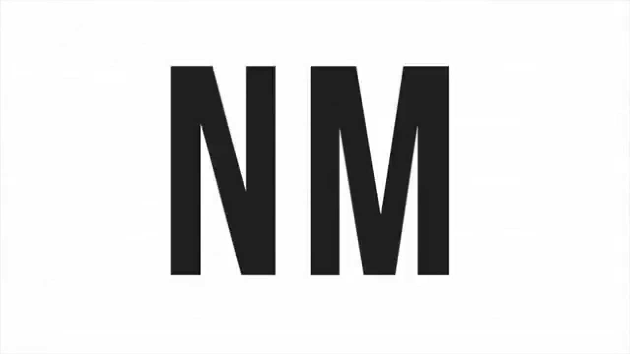 Juguemos con las tipografías. NM inspiraciones. #publicidad #agencia #tipografías #vídeo #diseño #NM #NuriaMarchComunicacion