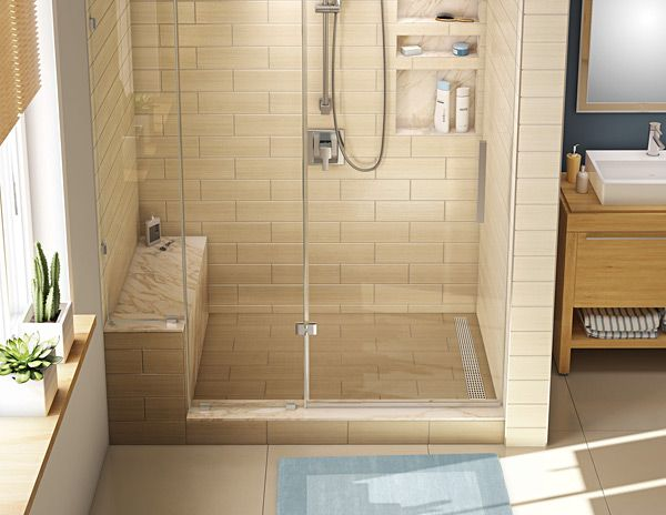 remove bathtub replace with shower - Google Search | Bathroom ...