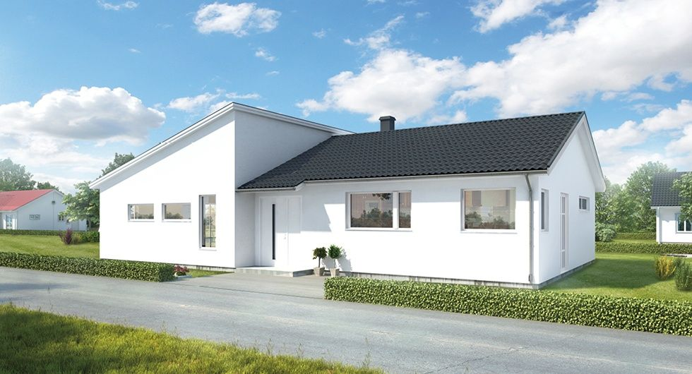 bygga eget hus