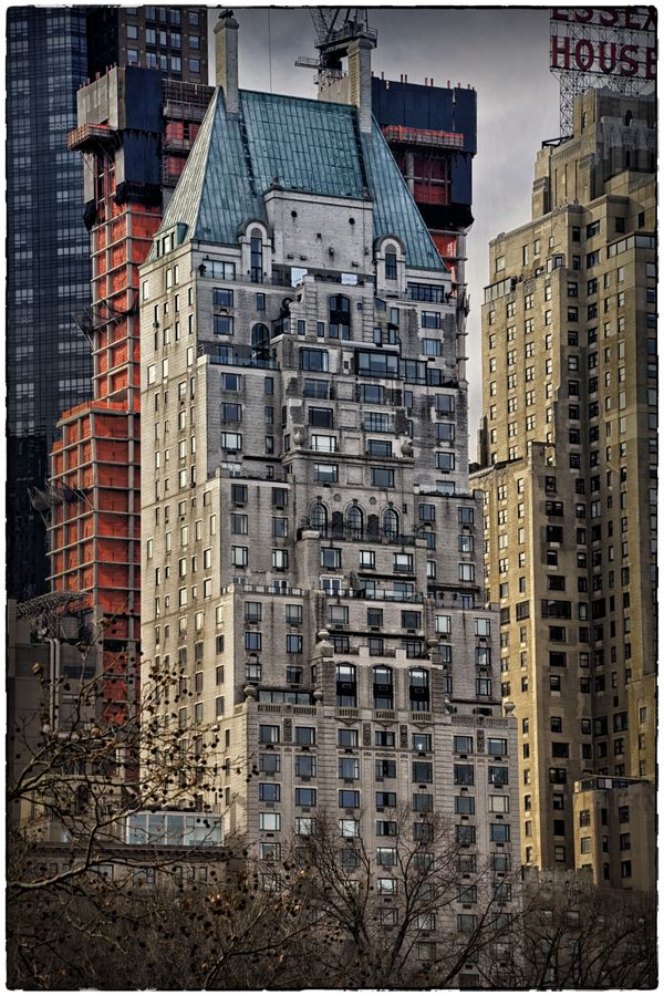 Close Up By Veronique Aubois Mann 500px Hampshire House New York City Nyc