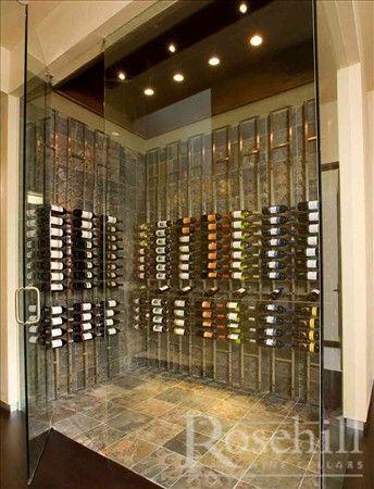 Metal Wine Racking From Rosehill Wine Cellars Wineracks Wine