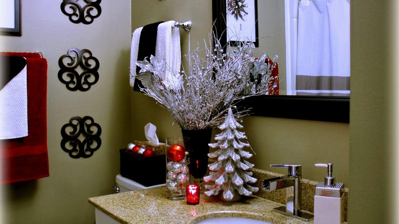 20 Most Popular Christmas Bathroom Design And Decor Ideas