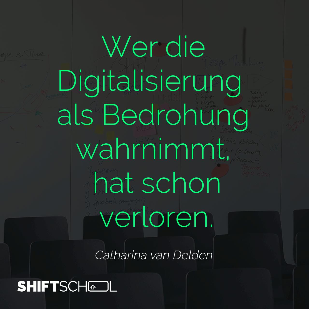 Innosabi Digitalisierung Zukunft Optimismus Chancen Zitate Steve Jobs Zitate Motivation Poster