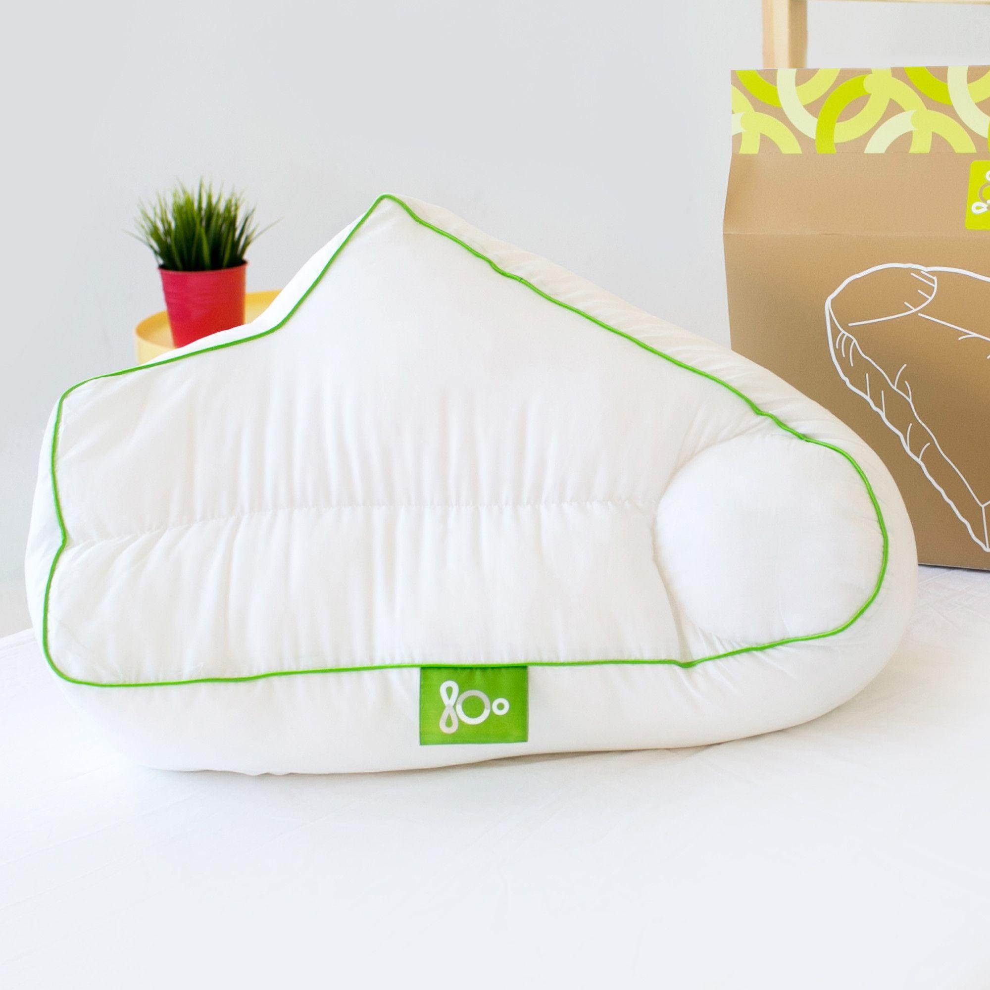 Standard pillow products pinterest sleep yoga contour pillow