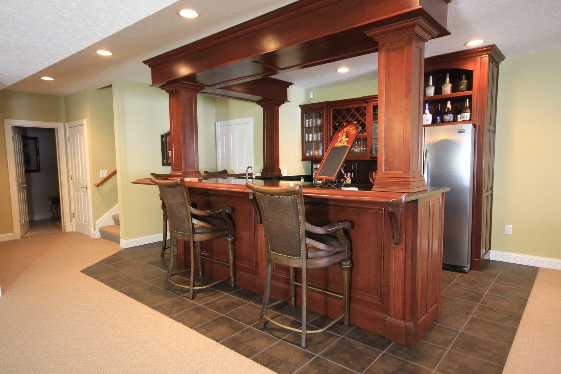 Custom Made Wet Bar Bars For Home Home Bar Plans Home Wet Bar