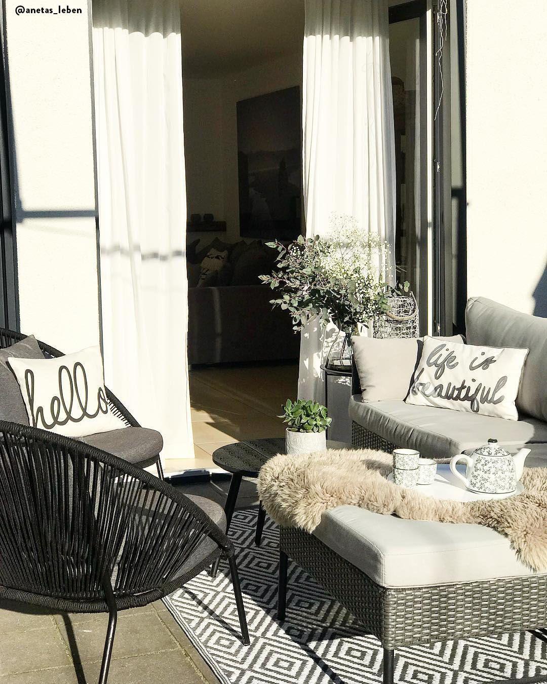Arredo Balconi E Terrazze idee per arredare il balcone 💚 È tempo di decorare la