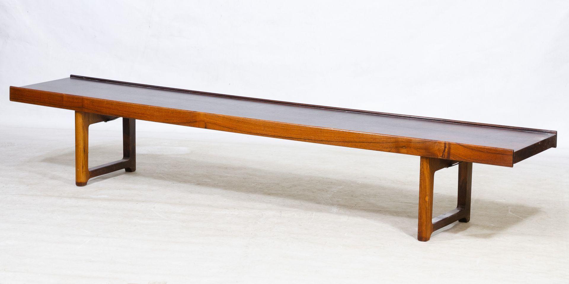 Mid Century Modern Slat Bench Coffee Table Danish Modern Extendable Slat Bench Mid Century Coffee Table Mid Century Modern Furniture Mid Century Modern Decor