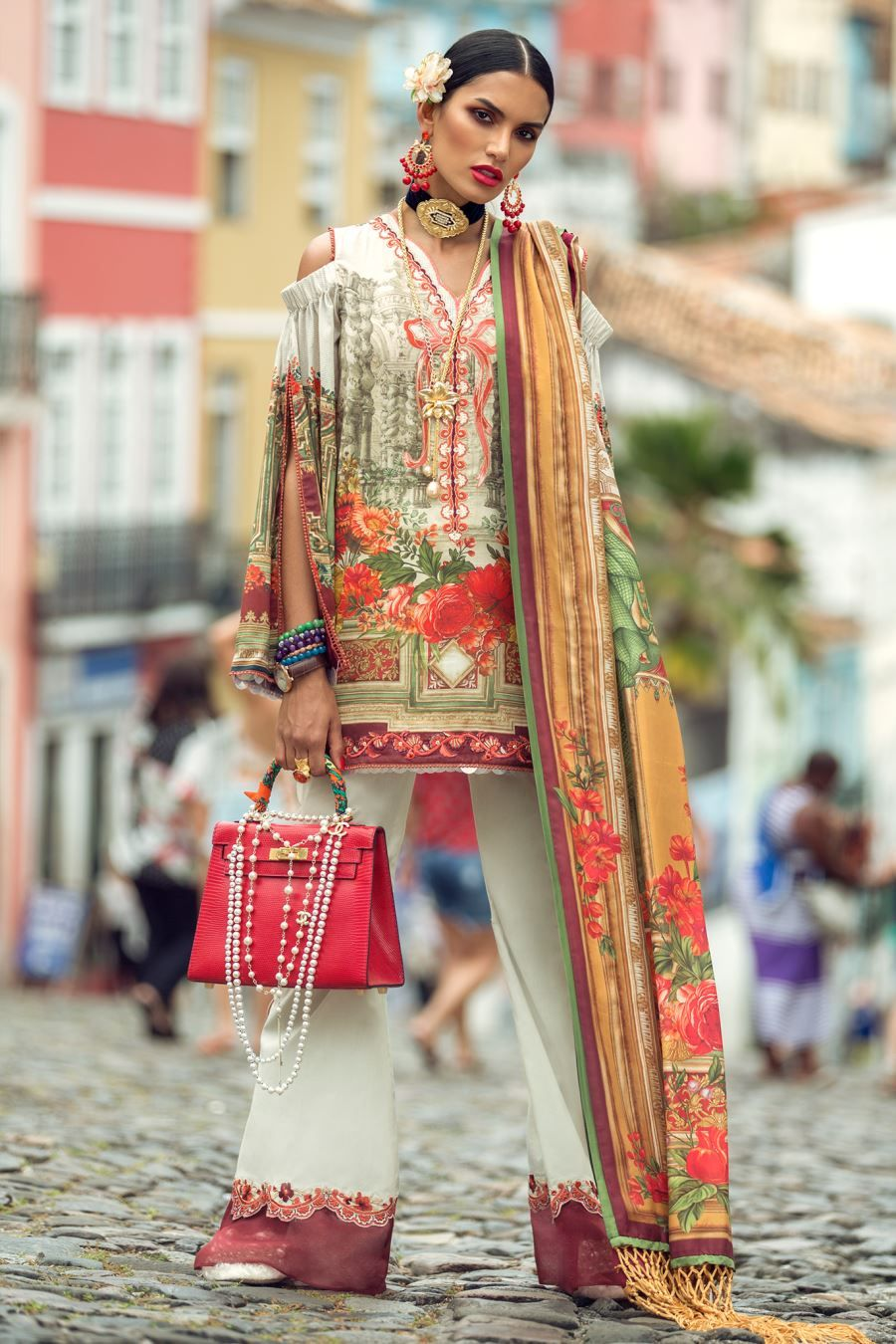 Elan Lawn Spring Summer Collection 2018- Luxury Designer Lawn Suits ... a139f39d17d