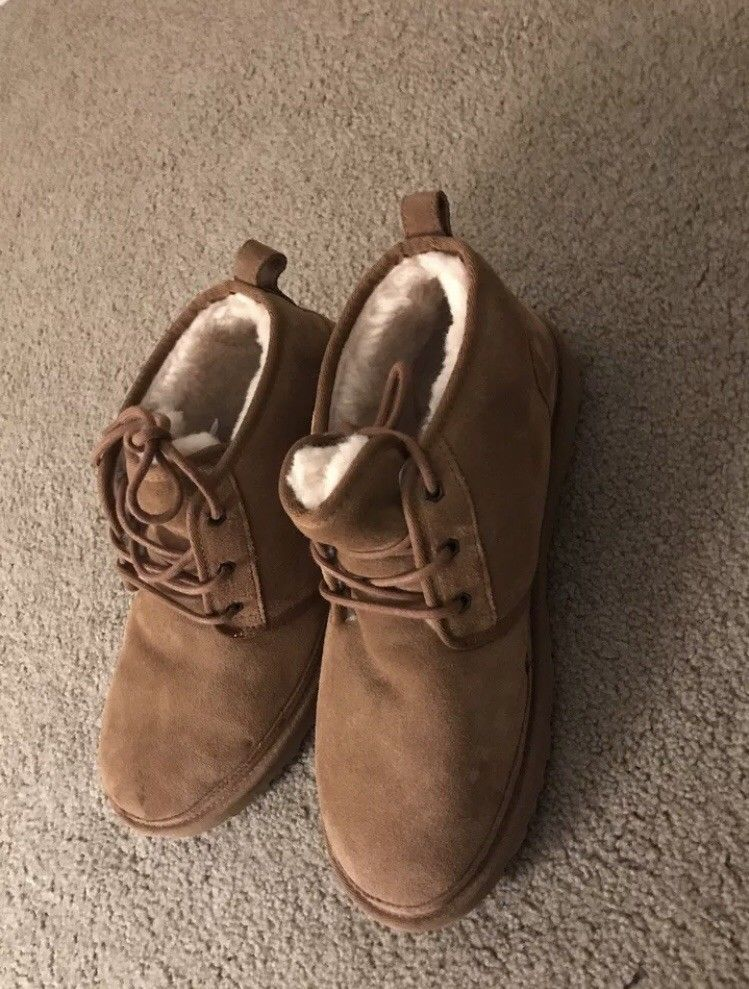 UGG Australia Men s Neumel 3236 Shoes Chestnut Suede Size 12  fashion   clothing  shoes  accessories  mensshoes  boots (ebay link) f6a4465c1