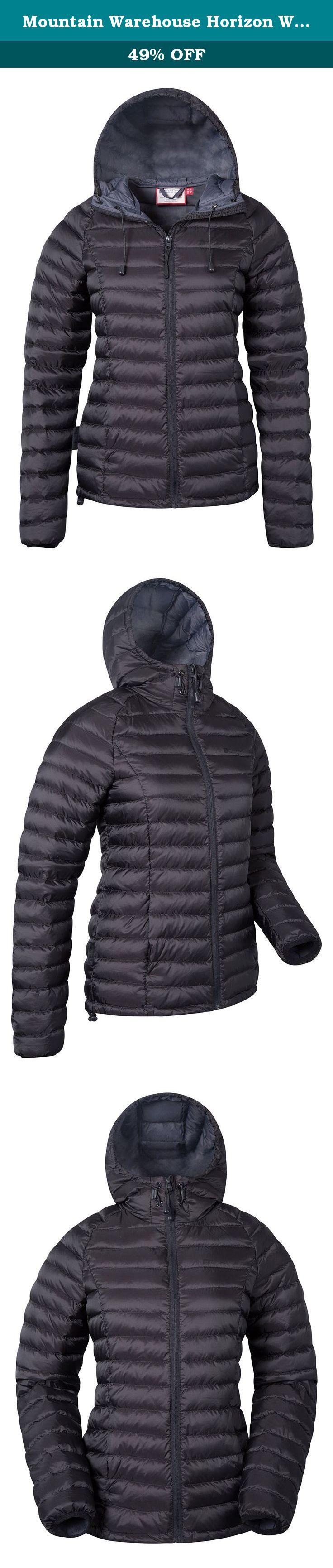 Mountain Warehouse Horizon Womens Hydrophobic Down Jacket Black 14 The Horizon Womens Hydrophobic Down Jacket Is Jackets Water Resistant Fabric Winter Jackets [ 3462 x 736 Pixel ]
