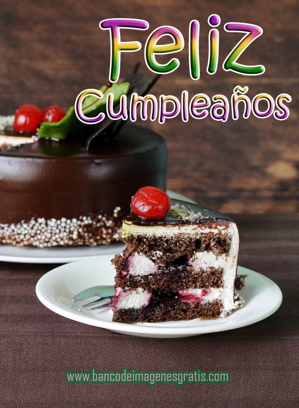 postal+gratis+de+feliz+cumpleaños+con+pastel+de+chocolate