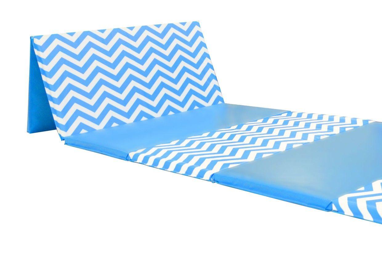folding view p mat thick mats gymnastics quick