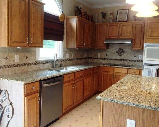 Kitchen Gorgeous Kitchen Design Applied Light Wood In Medium Awesome Kitchen Design Granite Design Inspiration
