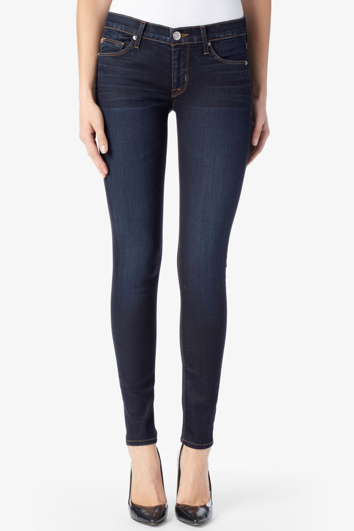 ladies super skinny jeans - Jean Yu Beauty