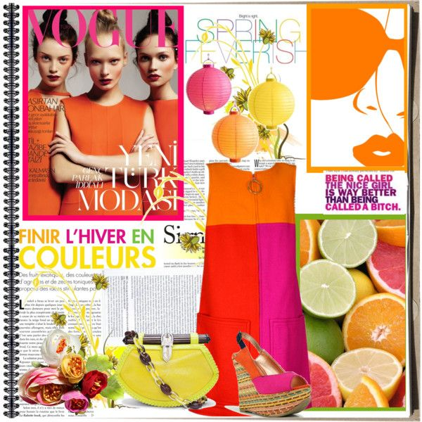 California is a great place to live if you're an orange., created by eecenur on Polyvore