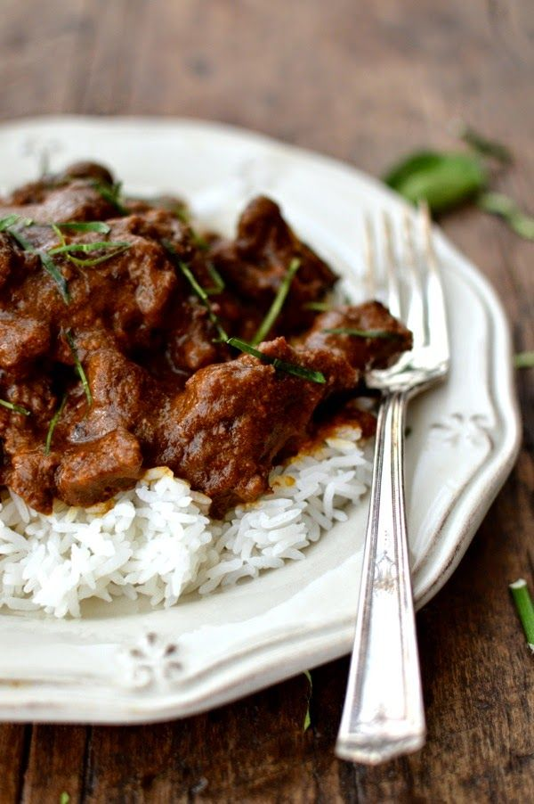Beef rendang 4 malaysian recipes stay healthy pinterest beef rendang 4 malaysian recipes forumfinder Choice Image
