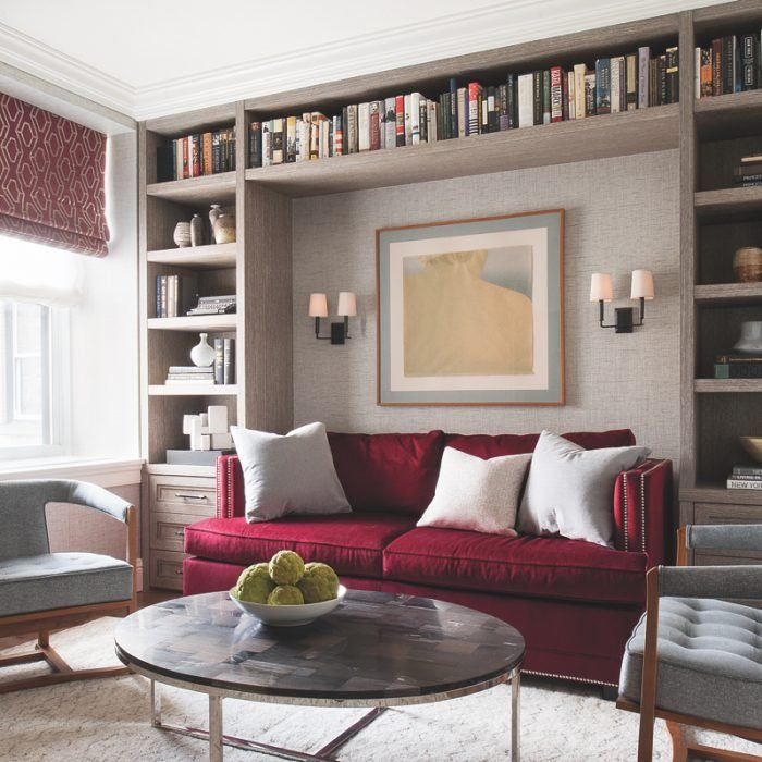 Photo of A Home In A Landmark Building Gets A Fresh Look | Luxe Inter…