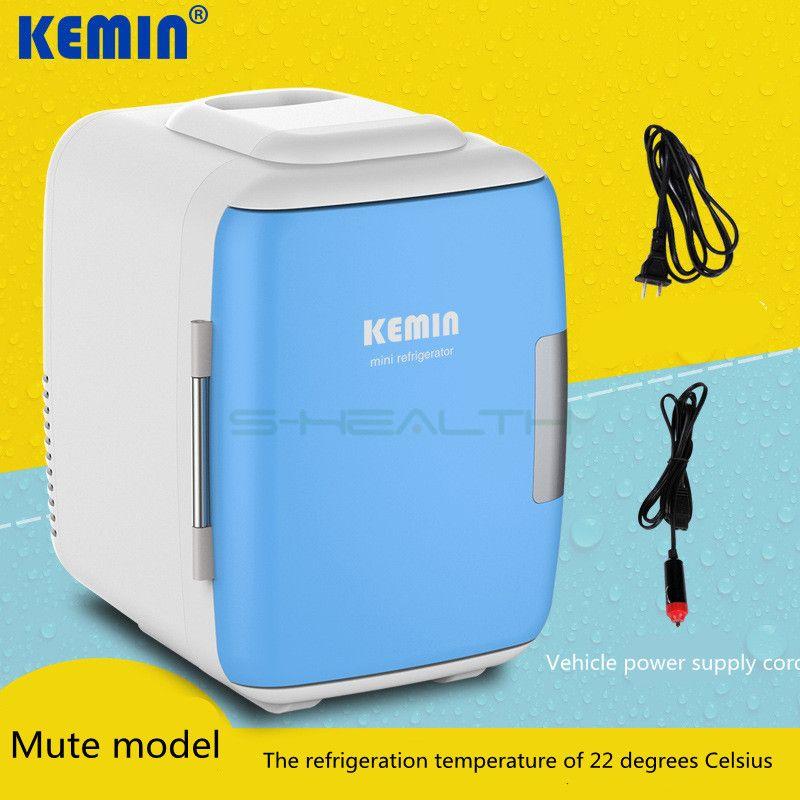 Carro Geladeira Portatil 12 V Auto 4l Mini Carro Frigorifico Viagem Qualidade Abs Multi Funcao Home Freezer Refrigerador Car Refrigerator Refrigerator Freezer
