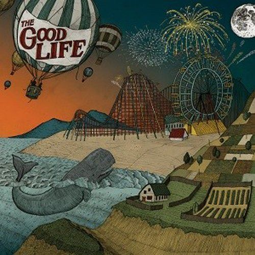 New Album Releases Everybody S Coming Down The Good Life Album Cover Art Life Is Good New Music Albums