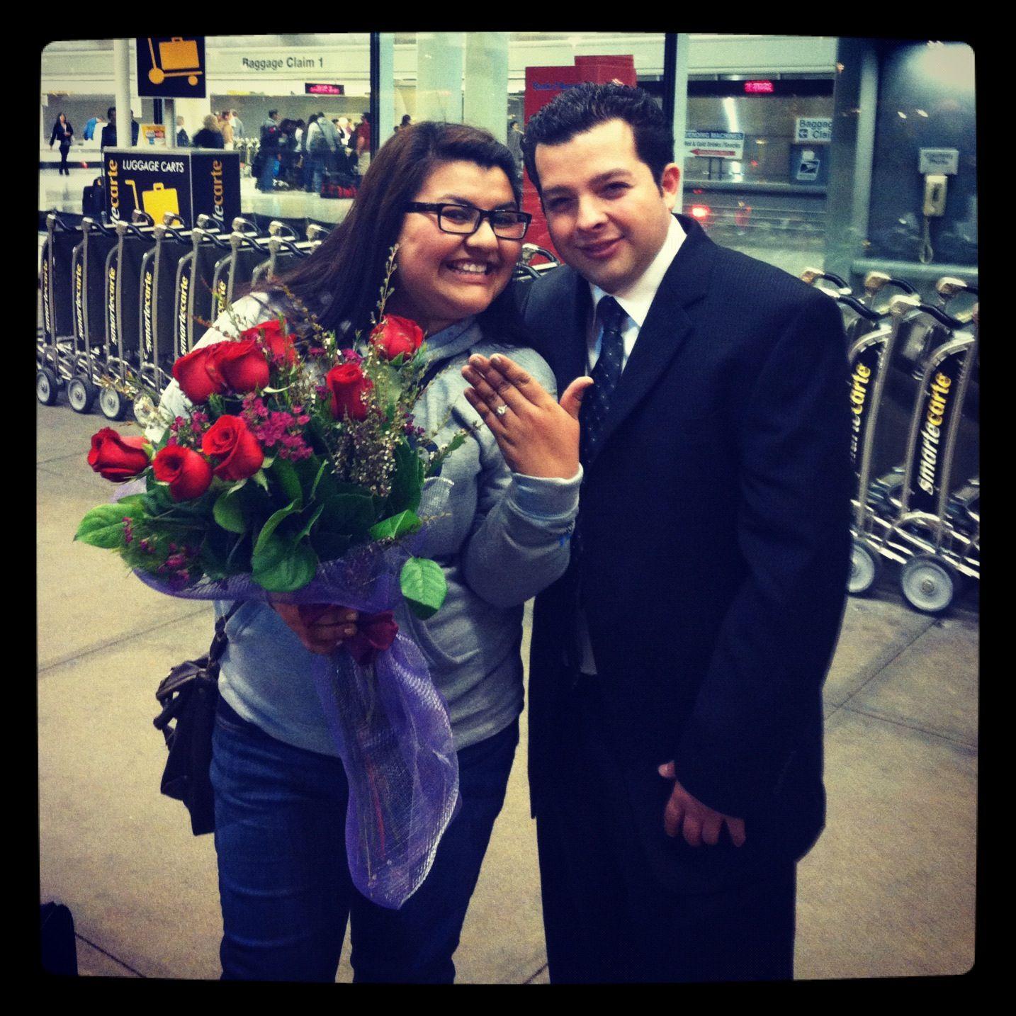 Ontario Airport Proposal ♥
